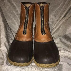 L.L. Bean Men's Duck Boots
